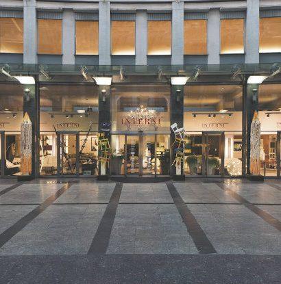 The Best Design Showrooms in Milan 02
