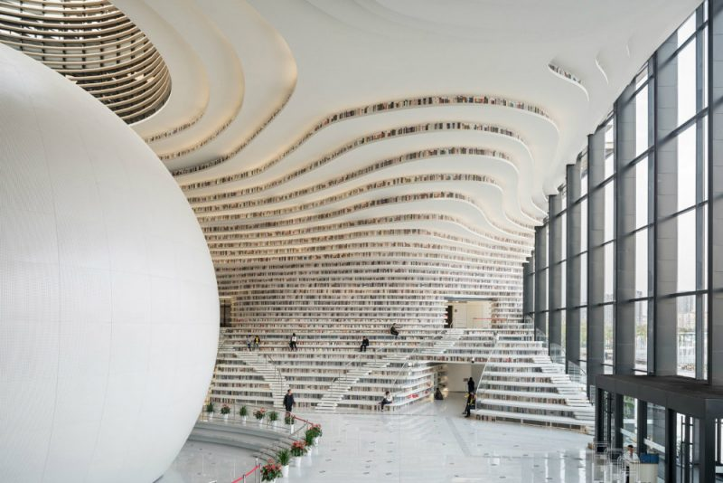 The Most Unique Libraries in The World
