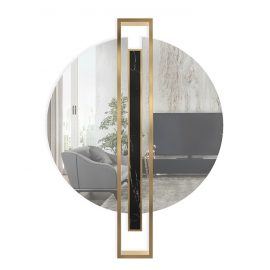 luxury furniture brands Top 5 Luxury Furniture Brands At iSaloni 2019 shield mirror 01 270x270