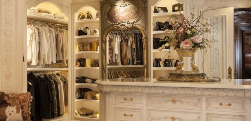 5 Luxury Closet Decor Ideas