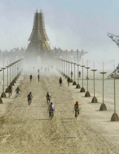 5 Of The Most Exclusive Music Festivals In The World most exclusive music festivals in the world Discover The Most Exclusive Music Festivals In The World Burning man 410x532