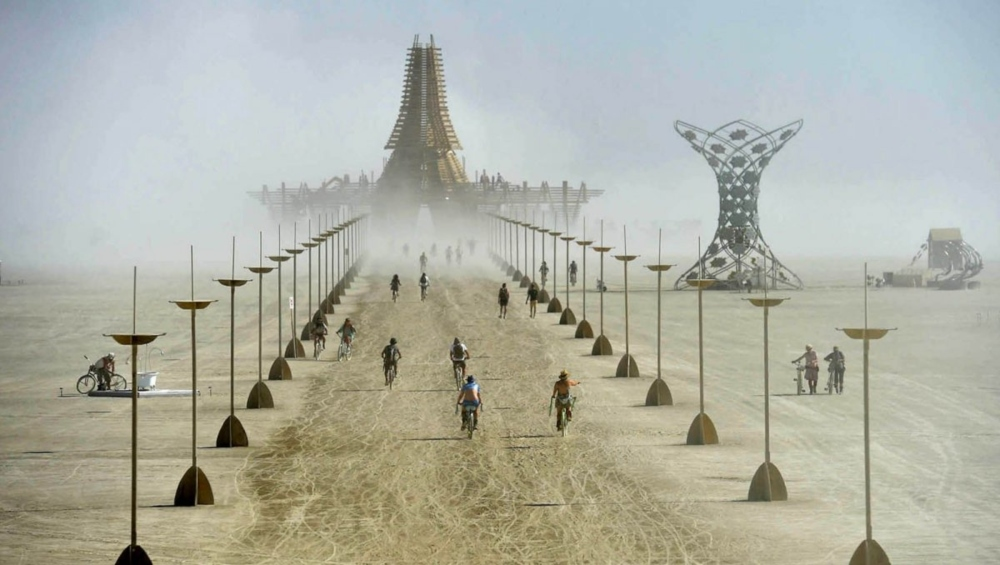 5 Of The Most Exclusive Music Festivals In The World  most exclusive music festivals in the world Discover The Most Exclusive Music Festivals In The World Burning man