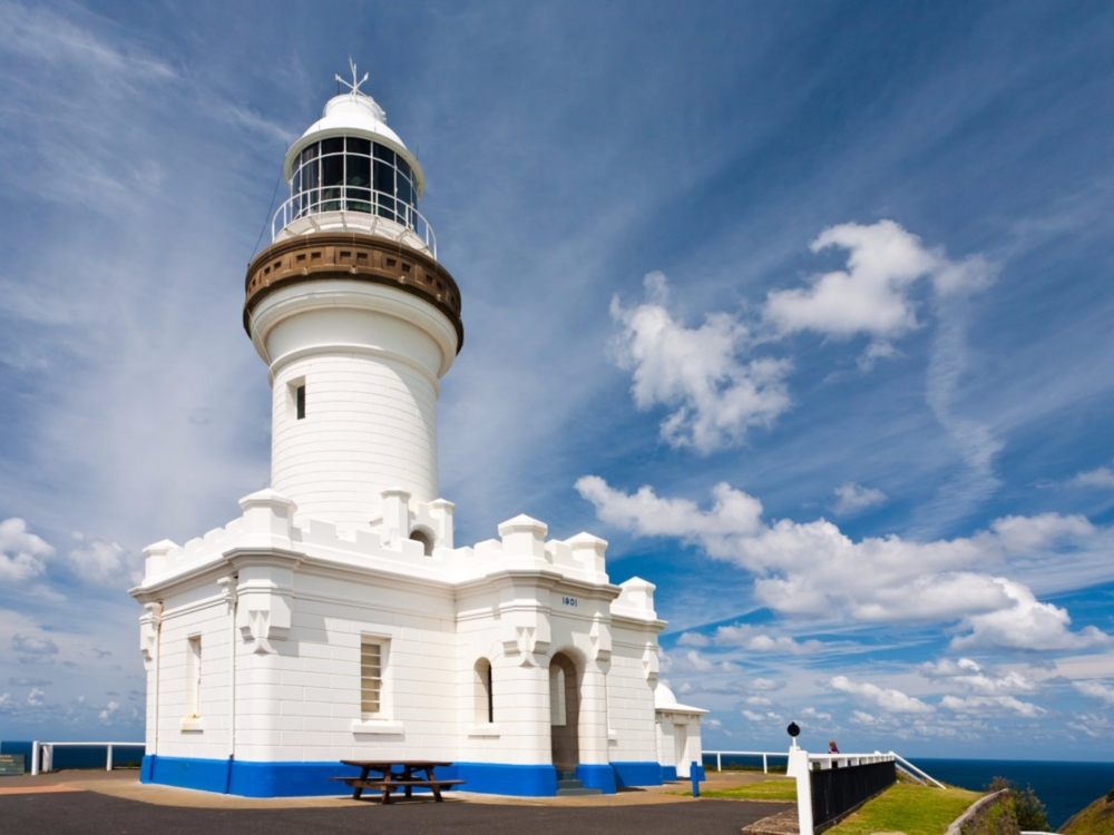 5 Of The Most Beautiful Lighthouses in the World most beautiful lighthouses in the world 5 Of The Most Beautiful Lighthouses In The World Cape Byron Light Australia
