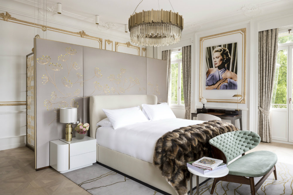 Discover The Amazing Grace Kelly Suite At The Ritz-Carlton Geneva