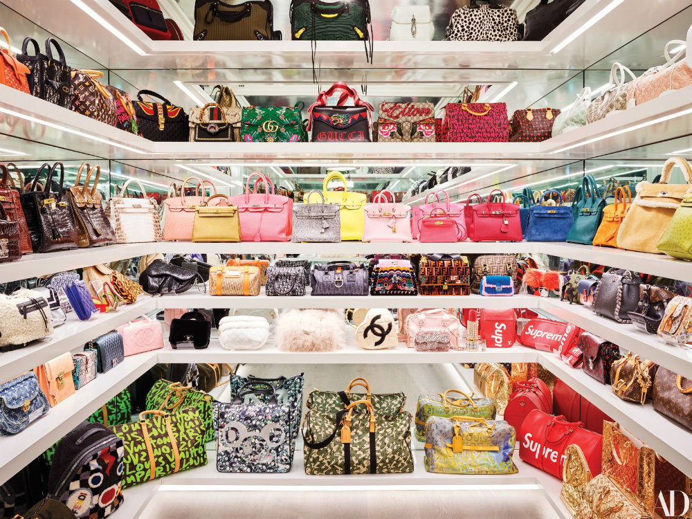 Inside The Most Impressive Celebrity Closets 04 celebrity closets Inside The Most Impressive Celebrity Closets Inside The Most Impressive Celebrity Closets 04