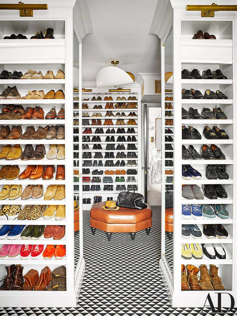 Inside The Most Impressive Celebrity Closets