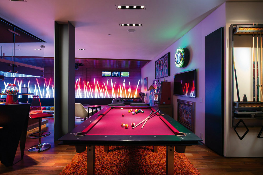 Luxury Game Room Design Ideas You'll Love