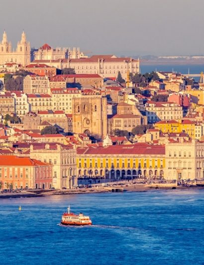 5 Reasons To Visit Lisbon 5 reasons to visit lisbon 5 Reasons To Visit Lisbon Tejo river Lisbon 3 410x532