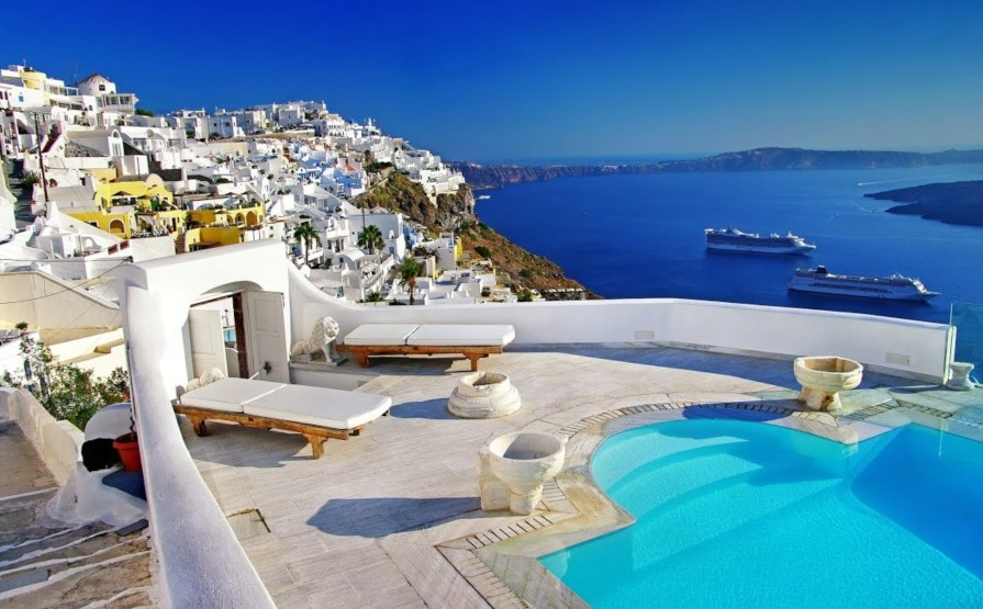 Top 10 Honeymoon destinations of 2019 honeymoon destinations Top 10 Honeymoon Destinations Of 2019 Top 10 Honeymoon destinations of 2019 Santorini 1