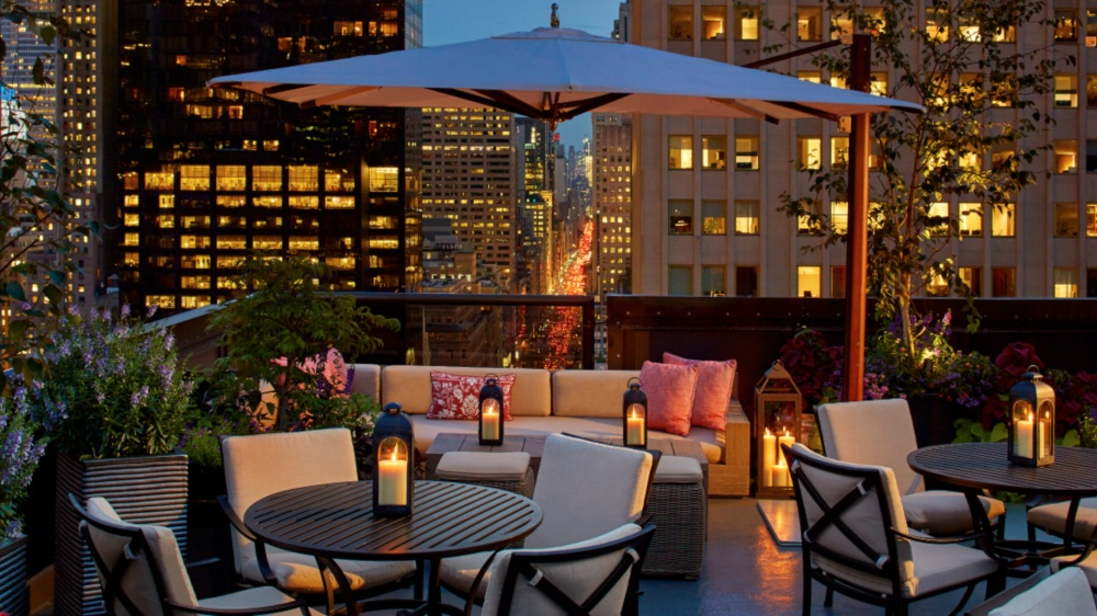 Top 5 Best Rooftop Bars in NYC