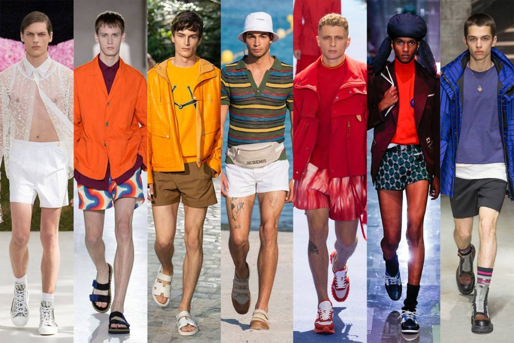 Men's Fashion Trends for Summer 2019 men's fashion trends for summer 2019 The Best Men's Fashion Trends For Summer 2019 shorts comp gq 28jun18 b e1558541543514