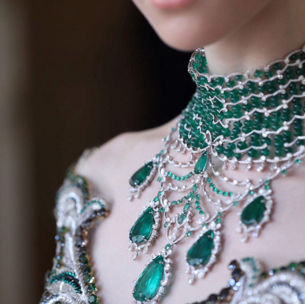 2019 Jewelry Trends From The Couture High Jewelry Show