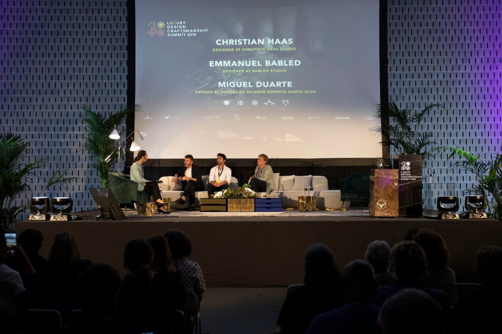 Highlights Of The Luxury Design And Craftsmanship Summit 2019 luxury design and craftsmanship summit Highlights Of The Luxury Design And Craftsmanship Summit 2019 Highlights Of The Luxury Design And Craftsmanship Summit 2019 3