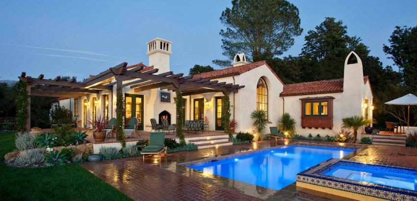 5 Mediterranean Style Houses You Will Love