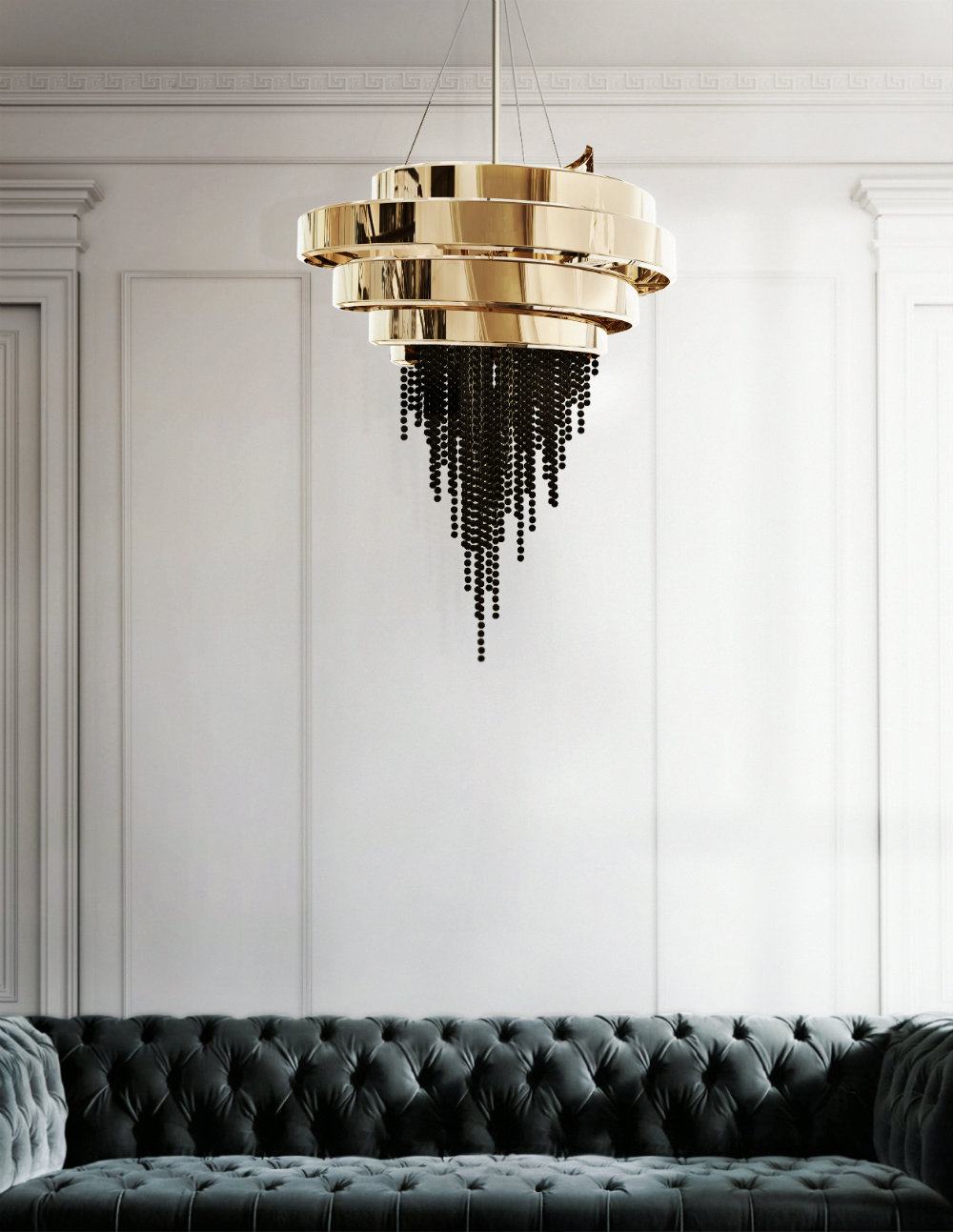 Dramatic Chandeliers You Need In Your Home 05 dramatic chandeliers Dramatic Chandeliers You Need In Your Home Dramatic Chandeliers You Need In Your Home 05