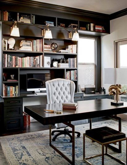 Home Office Décor Ideas - How To Design A Workspace At Home 02 home office décor Home Office Décor Ideas – How To Design A Workspace At Home Home Office D  cor Ideas How To Design A Workspace At Home 02 410x532