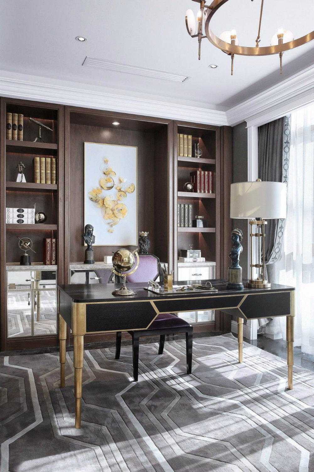Home Office Room Design: How To Design A Workspace At Home