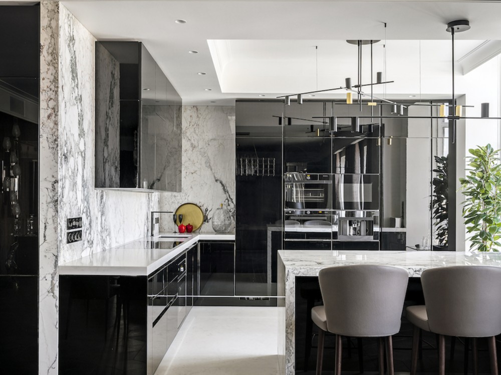 Luxurious Apartment is The Heart of Moscow luxurious apartment in moscow Luxurious Apartment in Moscow That Will Take Your Breath Away Luxurious Apartment is The Heart of Moscow