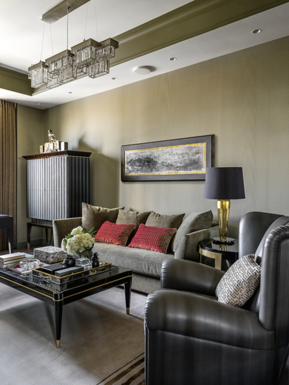 Luxurious Apartment is The Heart of Moscow (2) luxurious apartment in moscow Luxurious Apartment in Moscow That Will Take Your Breath Away Luxurious Apartment is The Heart of Moscow 2