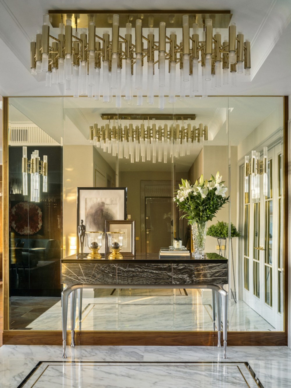 Luxurious Apartment is The Heart of Moscow (4) luxurious apartment in moscow Luxurious Apartment in Moscow That Will Take Your Breath Away Luxurious Apartment is The Heart of Moscow 4