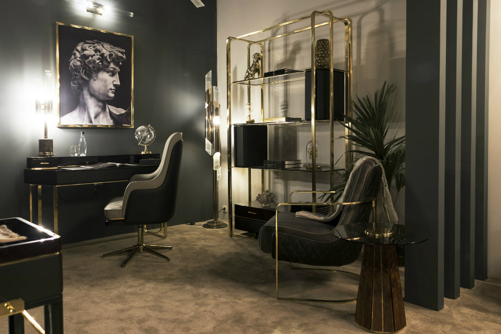 Luxury Office Furniture For Fall 2019