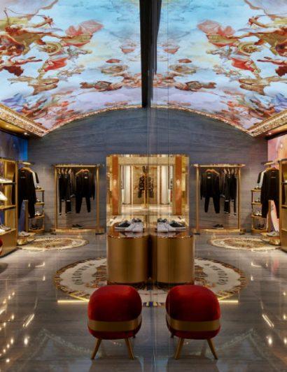 Peek Inside Dolce & Gabbana's New Rome Store 01 dolce & gabbana's new rome store Peek Inside Dolce & Gabbana's New Rome Store Peek Inside Dolce Gabbanas New Rome Store 01 410x532
