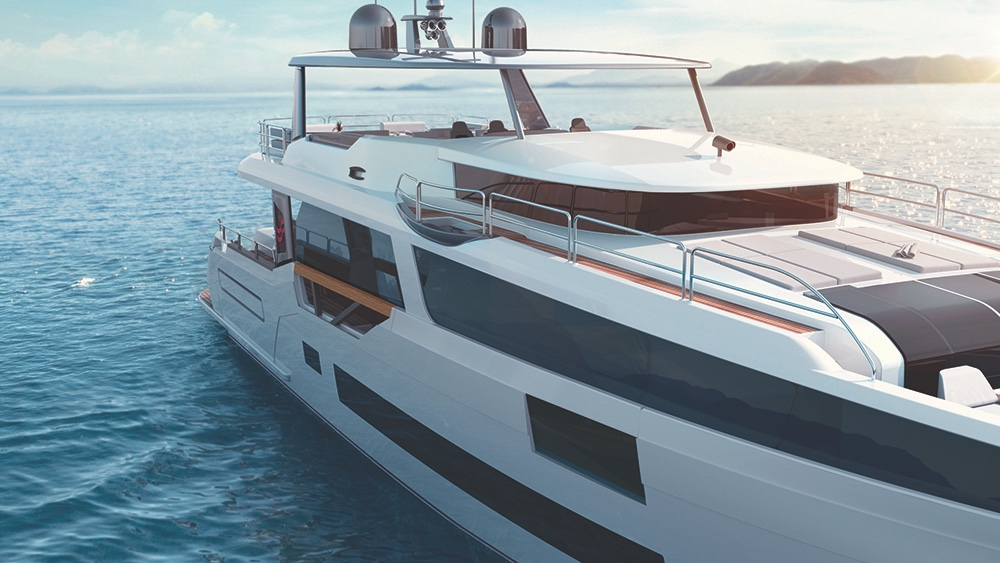 Sirena 88 Discover The Luxurious Superyacht