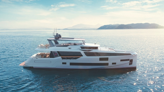 Sirena 88_ Discover the Luxurious Superyachtflybridge sirena 88 Sirena 88: Discover the Luxurious Superyacht Sirena 88  Discover the Luxurious Superyachtflybridge
