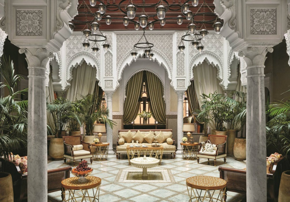 The Best Riads In Marrakesh To Stay In