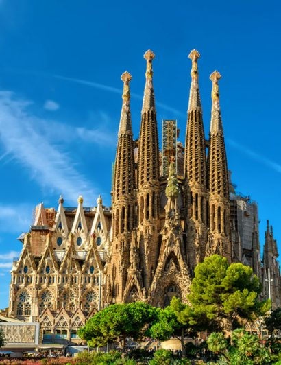 5 Outstanding Buildings in Spanish Architecture 03 spanish architecture 5 Outstanding Buildings in Spanish Architecture 5 Outstanding Buildings in Spanish Architecture 03 410x532
