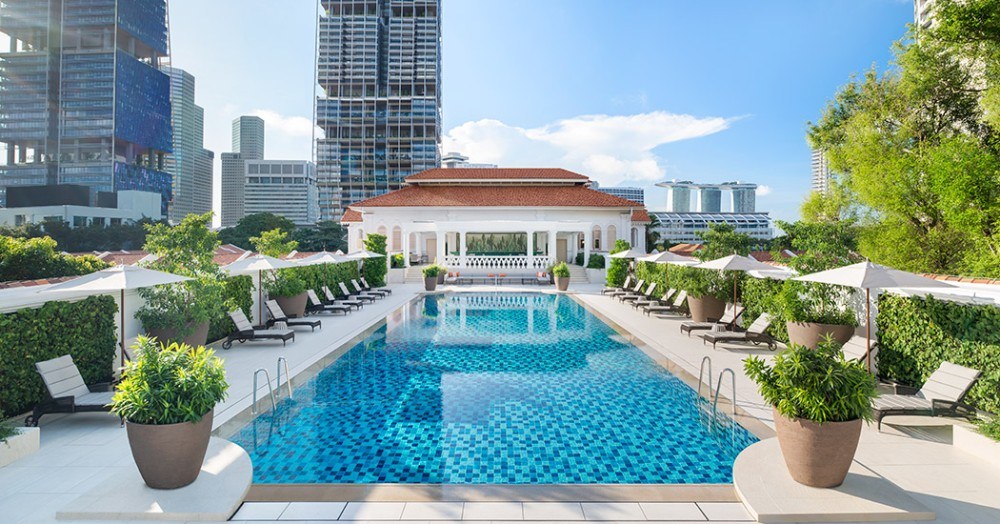 Raffles Hotel_ A Renovated Icon in Singapore urban resort, raffles hotel Raffles Hotel: A Renovated Icon In Singapore Raffles Hotel  A Renovated Icon in Singapore urban resort