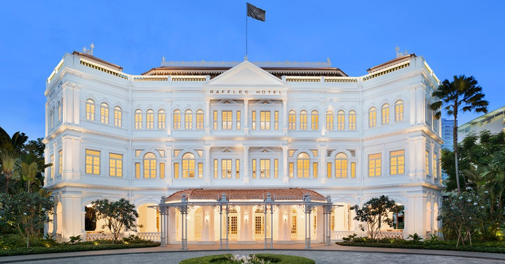 Raffles Hotel: A Renovated Icon In Singapore milan design week 2018 Milan Design Guide: Milan Design Week 2018 Raffles Hotel  A Renovated Icon in Singaporetwo year renovation milan design week 2018 Milan Design Guide: Milan Design Week 2018 Raffles Hotel  A Renovated Icon in Singaporetwo year renovation