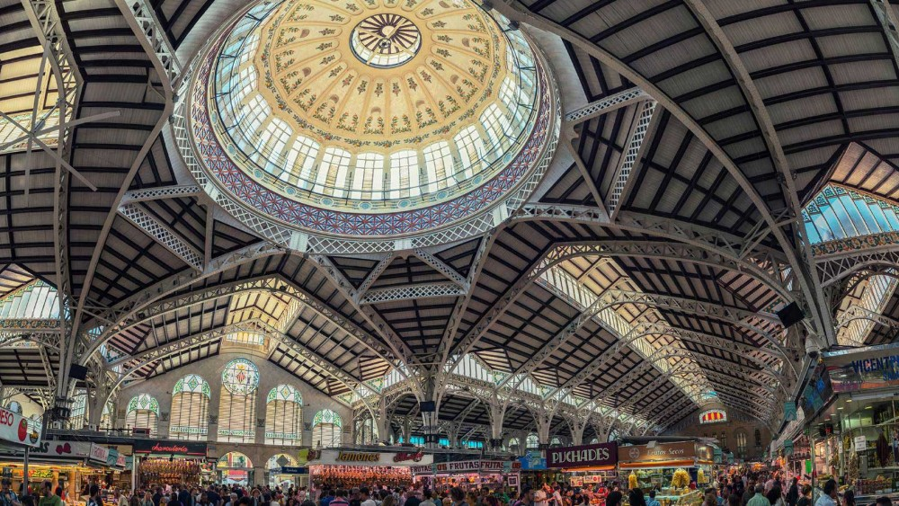 The Best Places To Visit In Valencia Central Market the best places to visit in valencia The Best Places To Visit In Valencia The Best Places To Visit In Valencia Central Market