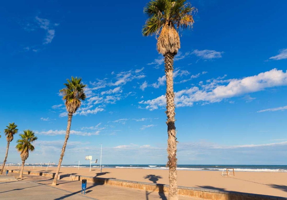 The Best Places To Visit In Valencia Malvarrosa Beach the best places to visit in valencia The Best Places To Visit In Valencia The Best Places To Visit In Valencia Malvarrosa Beach