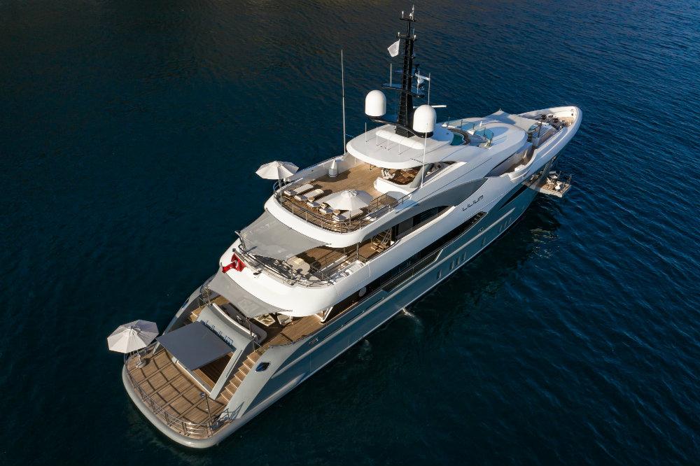 Luxury Yachts - Meet the Lilium by Bilgin Yacht Design 01 luxury yachts Luxury Yachts – Meet the Lilium by Bilgin Yacht Design Luxury Yachts Meet the Lilium by Bilgin Yacht Design 01