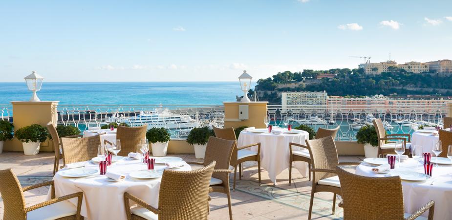 Hôtel Hermitage Monte-Carlo - Restaurant Le Vistamar - Terrasse monaco luxury guide Monaco Luxury Guide Monaco Luxury Guide 04