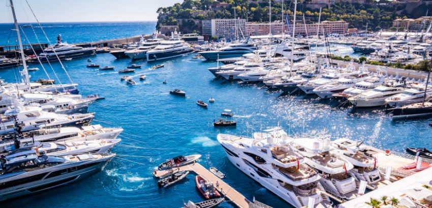 2019 monaco yacht show Superyachts At The 2019 Monaco Yacht Show Superyachts At The 2019 Monaco Yacht Show 01 850x410
