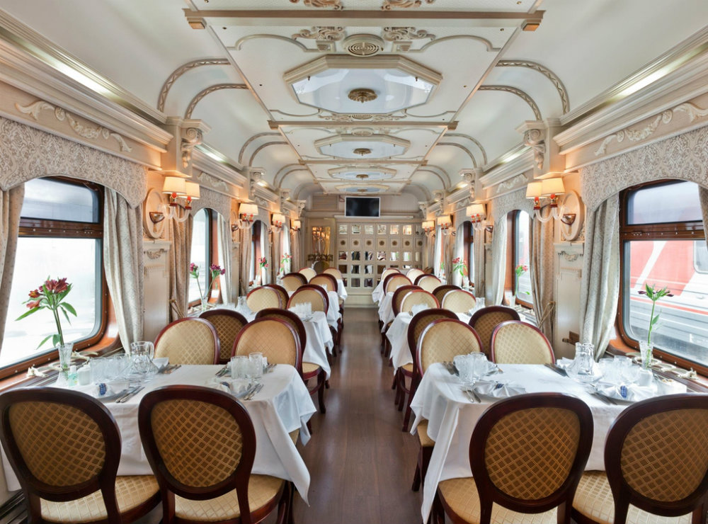 The Most Luxurious Train Rides In The World 03 the most luxurious train rides in the world The Most Luxurious Train Rides In The World The Most Luxurious Train Rides In The World 03