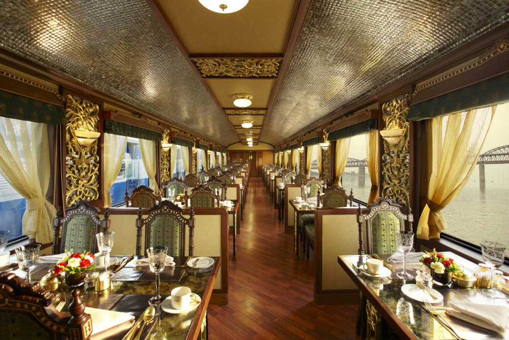 The Most Luxurious Train Rides In The World 05 the most luxurious train rides in the world The Most Luxurious Train Rides In The World The Most Luxurious Train Rides In The World 05