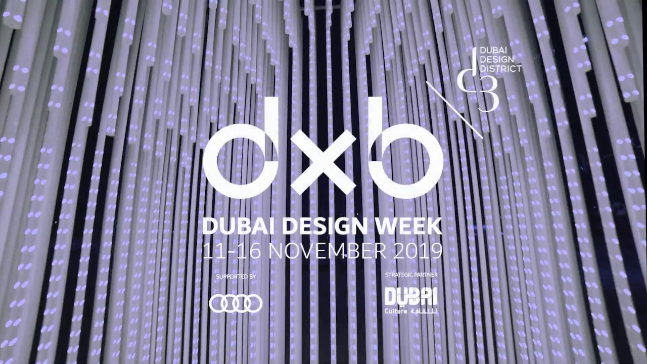 Dubai Design Week: The largest festival in the Middle East