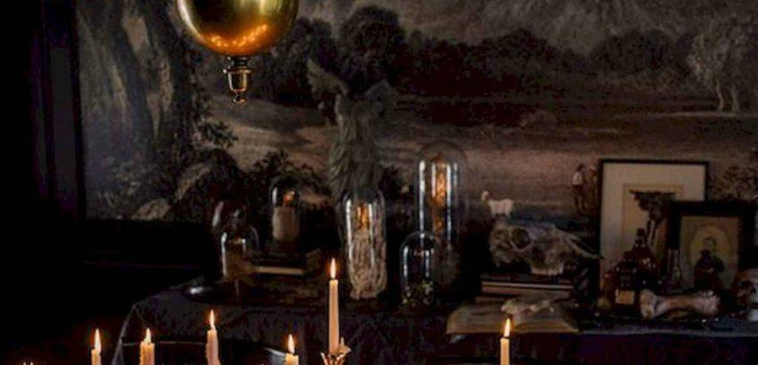Elegant Halloween Décor Ideas 04 elegant halloween décor Elegant Halloween Décor Ideas Elegant Halloween D  cor Ideas 04 850x410