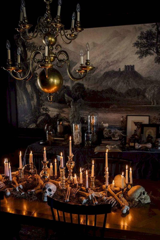 Elegant Halloween Décor Ideas