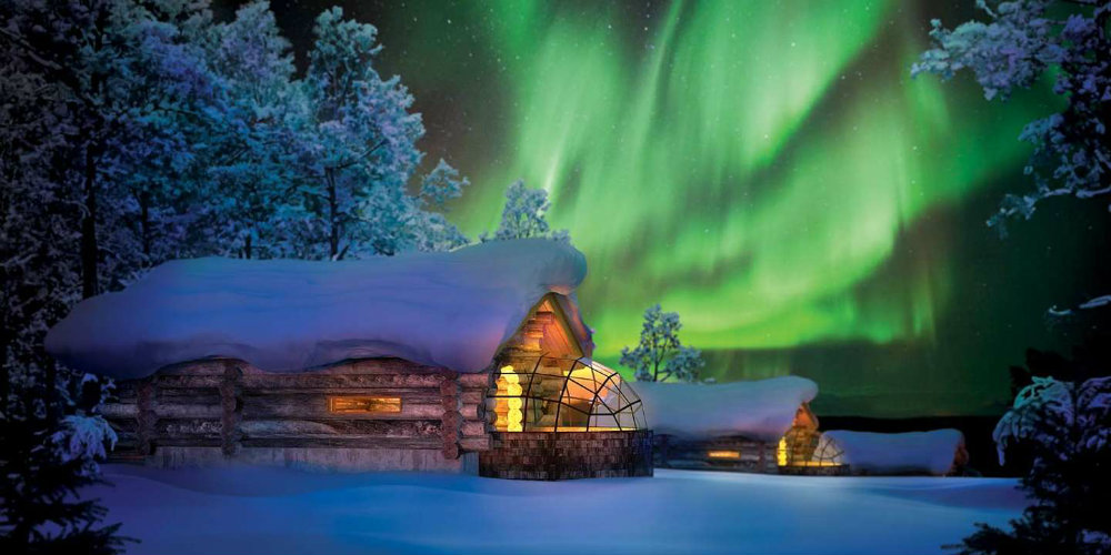 Luxury Arctic Circle Hotels For a Winter Escape