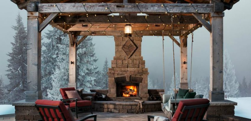Outdoor Fireplace Design Ideas 02 outdoor fireplace design ideas Outdoor Fireplace Design Ideas Outdoor Fireplace Design Ideas 02 850x410