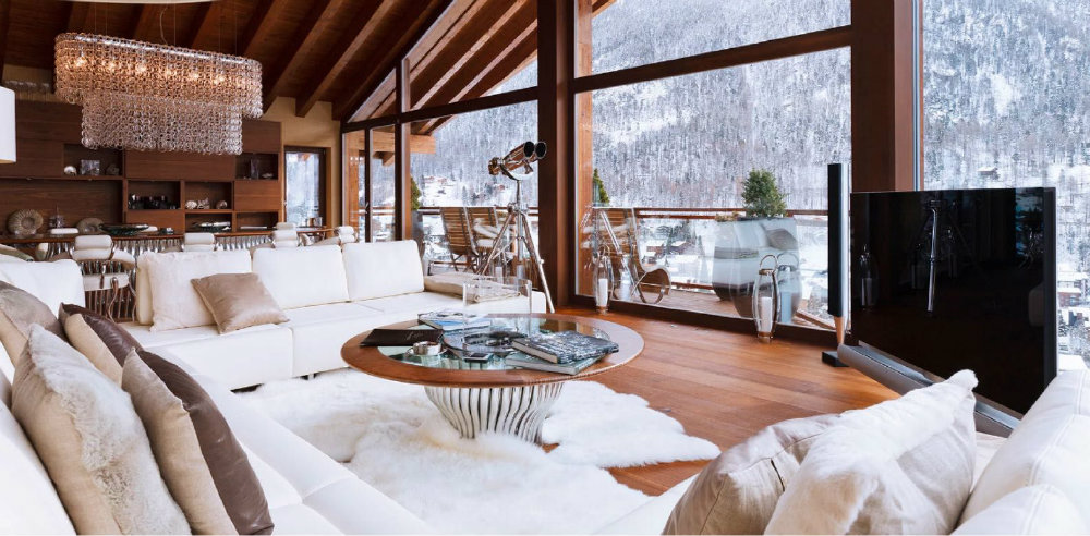 Cozy Living Room Designs For Winter