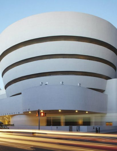 Guggenheim Museum 60th Anniversary Celebrations 01 guggenheim museum 60th anniversary Guggenheim Museum 60th Anniversary Celebrations Guggenheim Museum 60th Anniversary Celebrations 01 410x532