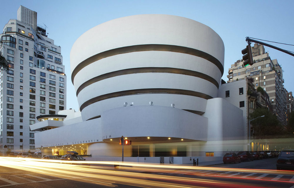 Guggenheim Museum 60th Anniversary Celebrations