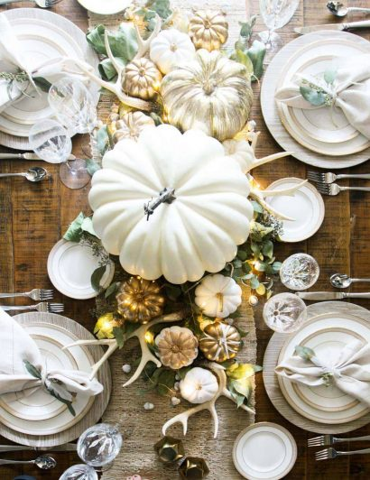 Thanksgiving Décor Ideas For An Elegant Evening 03 thanksgiving décor ideas Thanksgiving Décor Ideas For An Elegant Evening Thanksgiving D  cor Ideas For An Elegant Evening 03 410x532