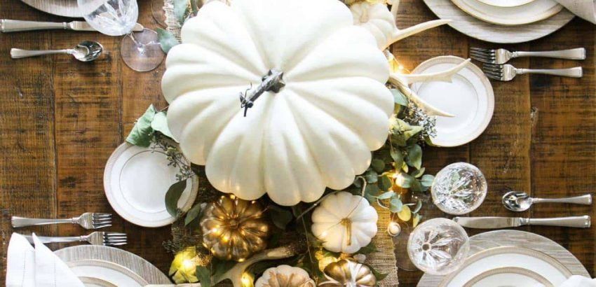 Thanksgiving Décor Ideas For An Elegant Evening 03 thanksgiving décor ideas Thanksgiving Décor Ideas For An Elegant Evening Thanksgiving D  cor Ideas For An Elegant Evening 03 850x410