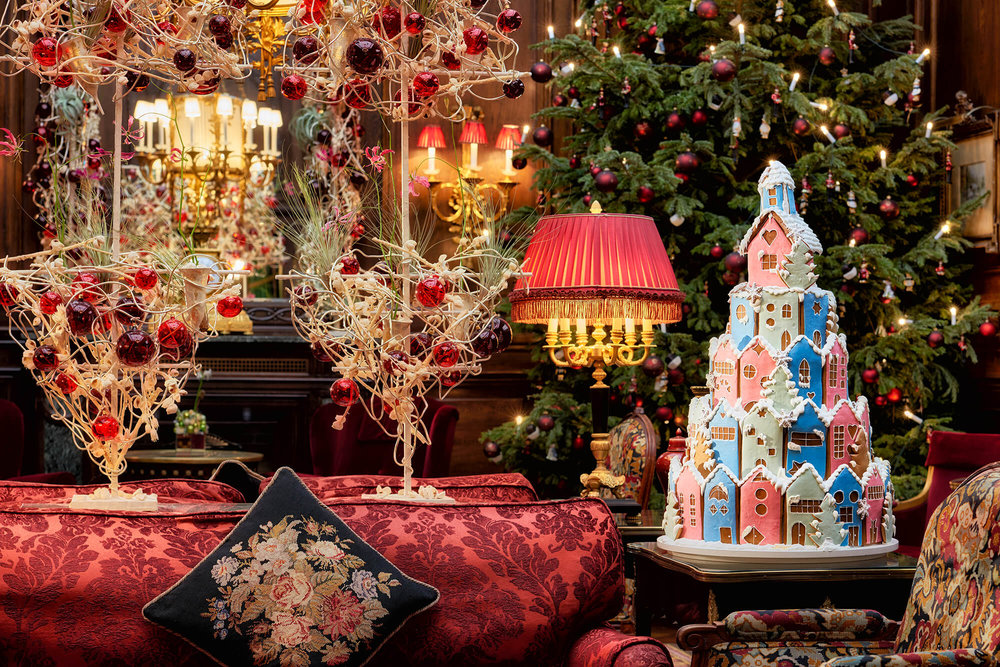5 Luxury Hotels Celebrating Christmas 2019